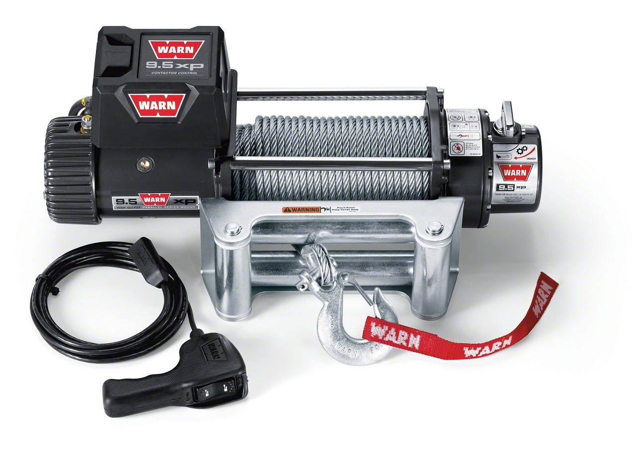 WARN 9.5XP 9,500 lb. Winch