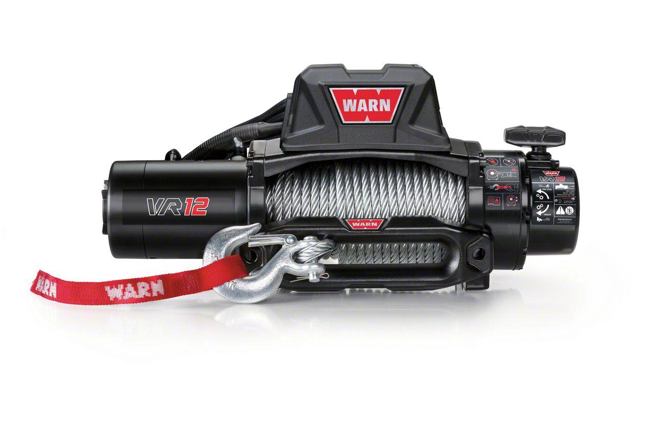 WARN VR12 12,000 lb. Winch