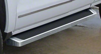 6 in. Running Boards - Polished (07-18 Sierra 1500 Extended/Double Cab)