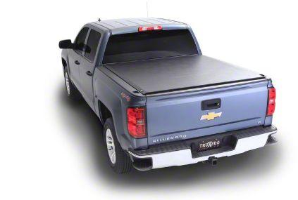 Truxedo Sentry Hard Roll-Up Bed Cover (2019 Sierra 1500 w/ Short Box)