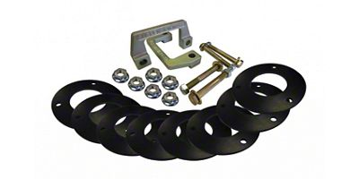 Suspension Maxx 1.5-2.5 in. MAXXStak Adjustible Front Leveling Kit (07-18 Sierra 1500, Excluding 14-18 Denali)