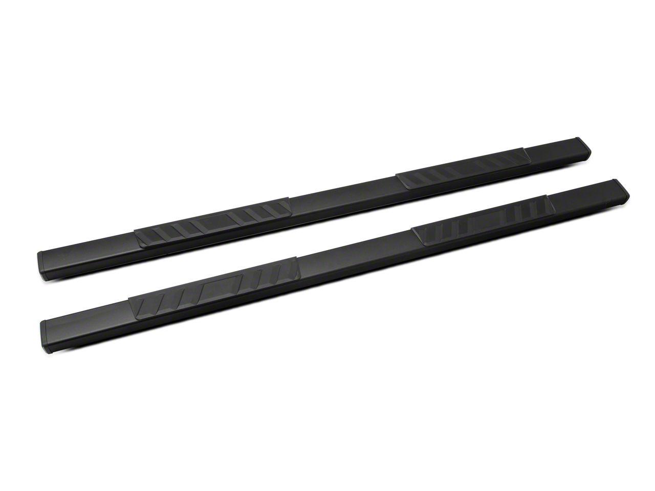 Duratrek T4 Side Step Bars - Black (2019 Sierra 1500 Crew Cab)