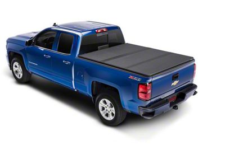Extang Solid Fold 2.0 Tonneau Cover (2019 Sierra 1500 w/ Short & Standard Box)