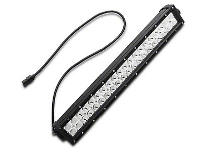 Barricade 20 in. Dual Row LED Light Bar for Barricade Prerunner Front Bumpers