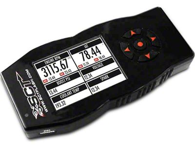 SCT SF4/X4 Power Flash Tuner (07-13 4.8L Sierra 1500)