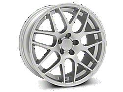 Silver AMR Wheels<br />('05-'09 Mustang)