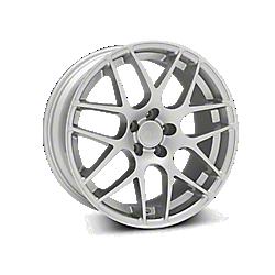 Silver AMR Wheels 2005-2009