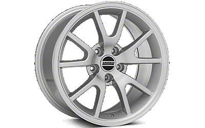 Silver FR500 Wheels 2010-2014