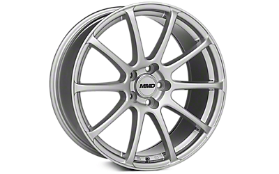 Silver MMD Axim Wheels 2005-2009