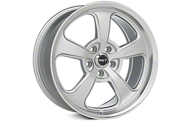 Silver Mickey Thompson Street Comp SC-5 Wheels 2005-2009