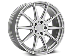 Silver Niche Essen Wheels<br />('05-'09 Mustang)