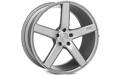 Silver Niche Milan Wheels 2010-2014