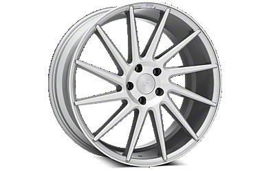 Silver Niche Surge Wheels 2010-2014