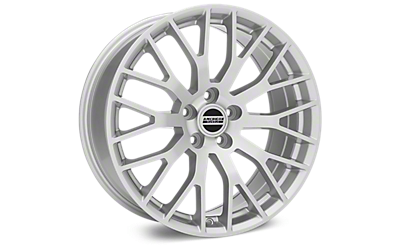 Silver Performance Pack Wheels 2005-2009