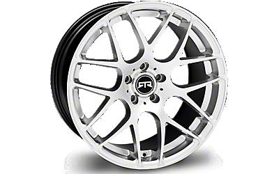 Silver RTR Wheels 2010-2014