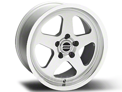 Silver SC Style Wheels<br />('94-'98 Mustang)