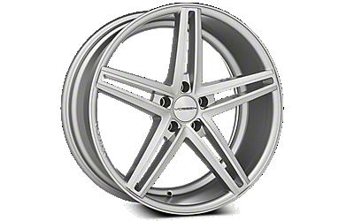 Silver Vossen CV5 Wheels 2005-2009