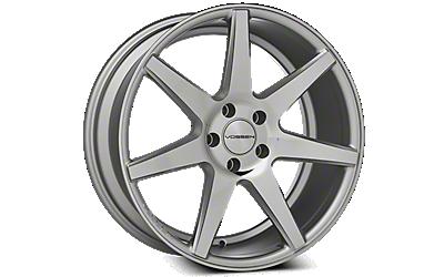 Silver Vossen CV7 Wheels 2005-2009