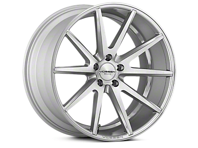 Silver Vossen VFS/1 Wheels<br />('15-'20 Mustang)