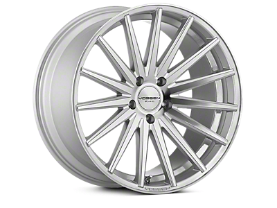 Silver Vossen VFS/2 Wheels<br />('15-'20 Mustang)