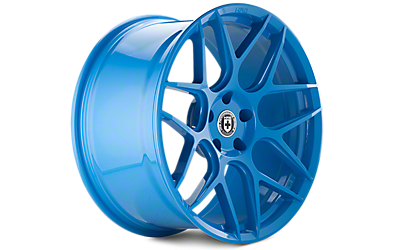 Sky Blue HRE Flowform FF01 Wheels 2005-2009
