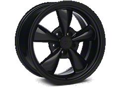 Solid Black Bullitt Wheels<br />('05-'09 Mustang)