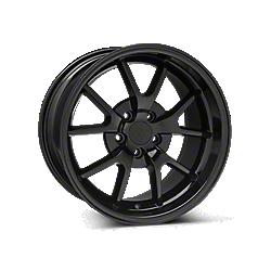 Solid Black FR500 Wheels 2010-2014