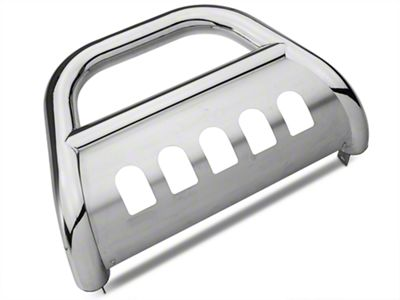 Barricade 4 in. Bull Bar - Polished Stainless (04-08 F-150)