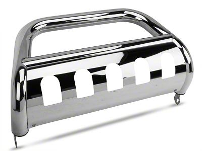 Barricade 3 in. Bull Bar - Polished Stainless (99-03 2WD F-150; 97-03 4WD F-150)