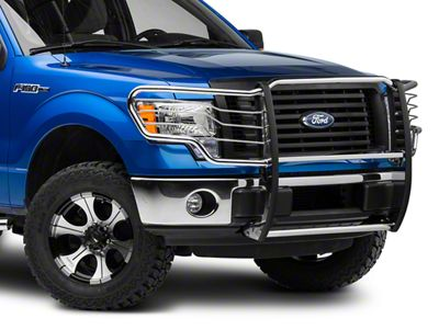 Barricade Brush Guard - Stainless Steel (09-14 F-150, Excluding Raptor)