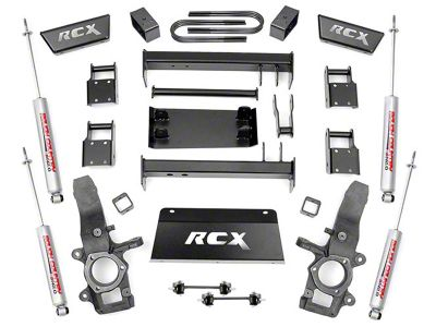 Rough Country 4 in. Suspension Lift Kit (97-03 4WD F-150)