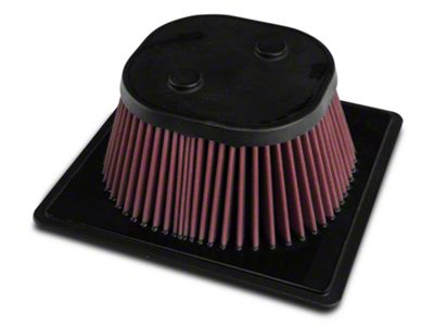 Airaid Direct Fit Replacement Air Filter - SynthaFlow Oiled Filter (09-18 F-150)