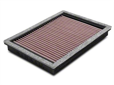 Airaid Direct Fit Replacement Air Filter - SynthaFlow Oiled Filter (04-08 5.4L F-150)