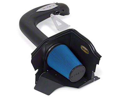 Airaid Cold Air Dam Intake w/ Blue SynthaMax Dry Filter (04-08 5.4L F-150)