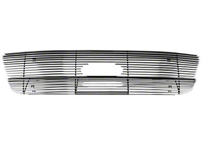 Modern Billet Upper Overlay Grille - Polished (99-03 F-150)