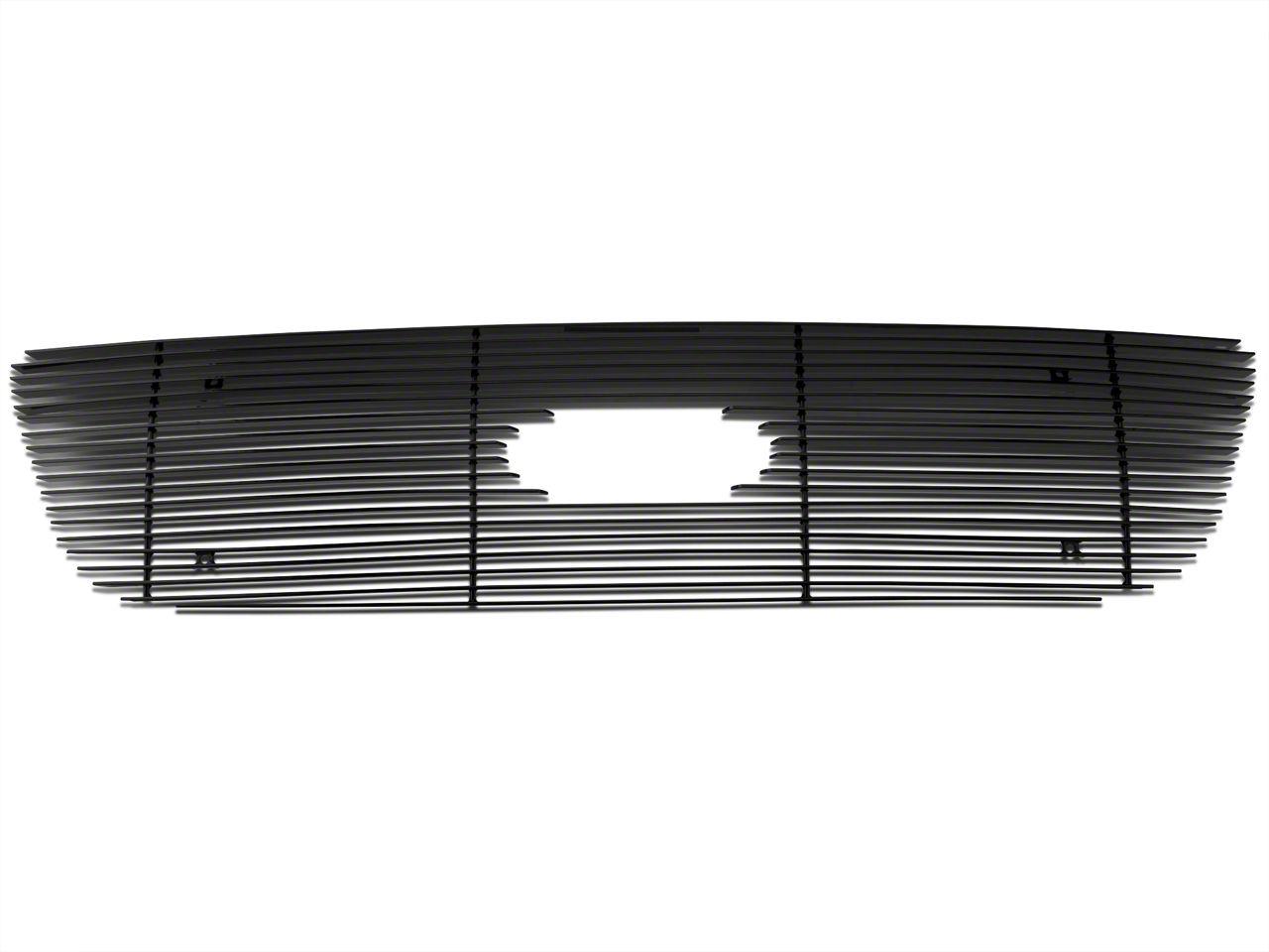 Modern Billet Upper Overlay Grille - Black (99-03 F-150)