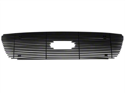 Modern Billet Bar Upper Overlay Grille - Black (99-03 F-150)