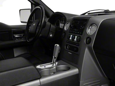 Modern Billet Chrome A/C Accent Trim (04-08 F-150)