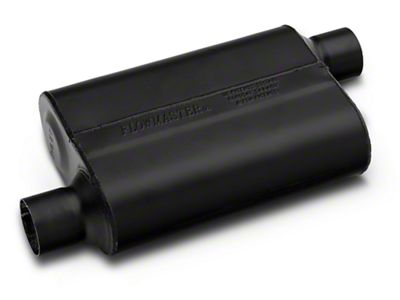 Flowmaster Super Flow 44 Series Offset Muffler - 2.5 in. (Universal Fitment)
