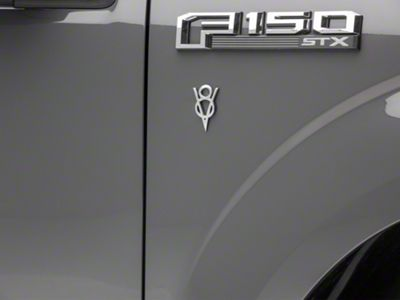 Ford Performance V8 Emblem