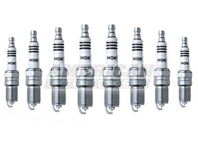 NGK Iridium IX Performance Spark Plugs (97-09 4.6L 2V F-150)