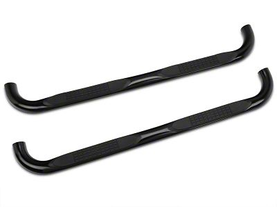 Barricade 3 in. Side Step Bars - Gloss Black (97-03 F-150)