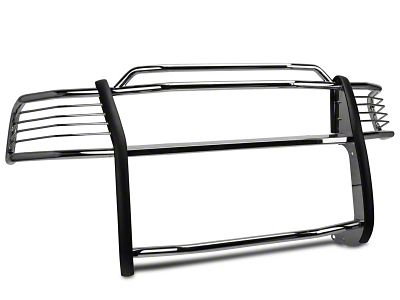 Barricade Brush Guard - Polished Stainless Steel (99-03 2WD F-150; 97-03 4WD F-150)