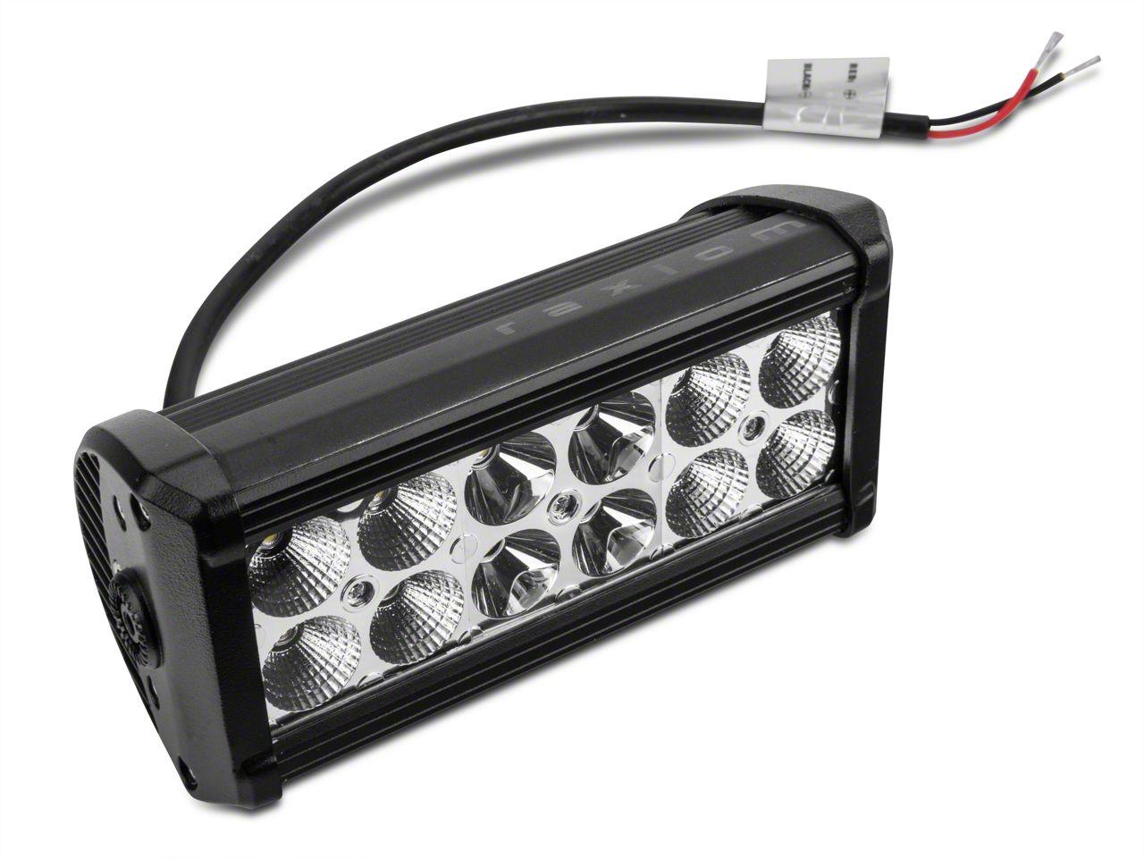 Raxiom 7.5 in. Double Row LED Light Bar - Flood/Spot Combo
