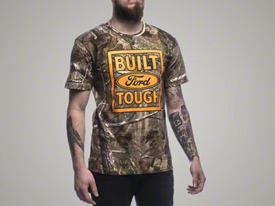 RealTree Built Ford Tough T-Shirt