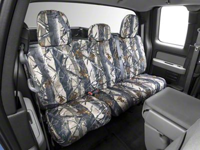Covercraft Seat Saver 2nd Row Seat Cover - True Timber Camo (09-14 F-150 SuperCab, SuperCrew)