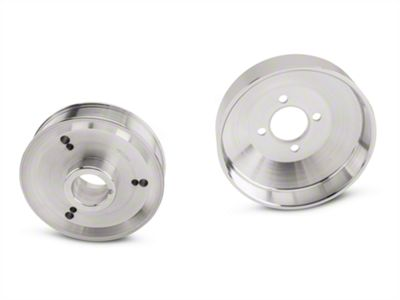 BBK Underdrive Pulleys (97-03 4.6L, 5.4L F-150)