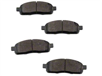 Hawk Performance Ceramic Brake Pads - Front Pair (09-14 F-150)