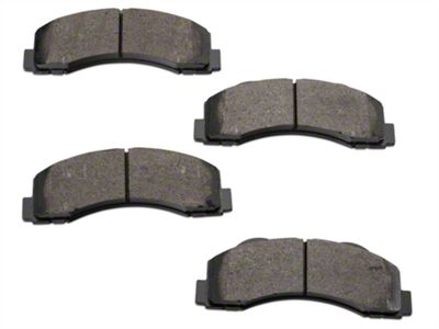 Hawk Performance LTS Brake Pads - Front Pair (09-14 F-150)