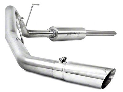 MBRP Pro Series Single Exhaust System - Side Exit (04-08 4.6L F-150)